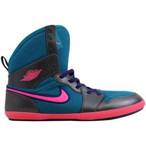 Air Jordan 1 Skinny High Tropical Teal 602656-309